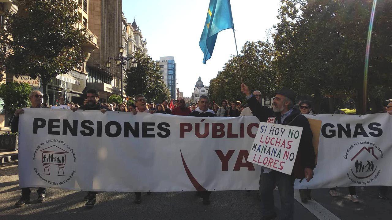 Huelga general estudiantil, convocada por el Sindicato de  Estudiantes y Libres y Combativas, contra el machismo en las aulas