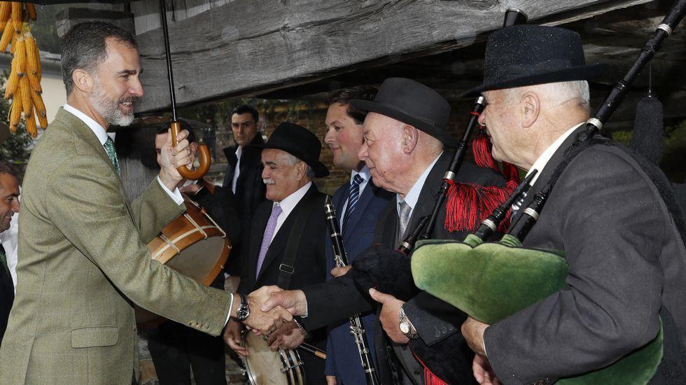 Navia de Suarna celebra la Festa da Androlla