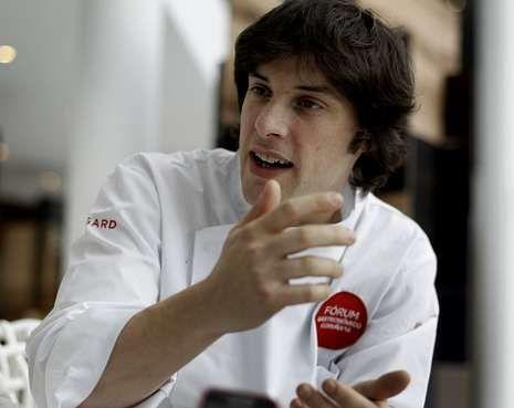 «MasterChef»: El momento sexi de Jordi Cruz.Jordi Cruz confirma que MasterChef volverá a las pantallas el próximo 2 de mayo.