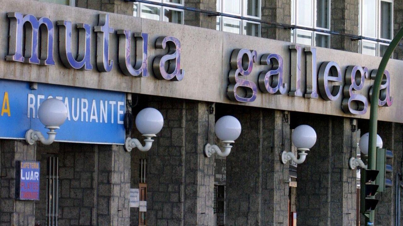 Primera nevada de la temporada en A Fonsagrada.Los empresarios inmobiliarios auguran un aumento de precios en los pisos de alquiler