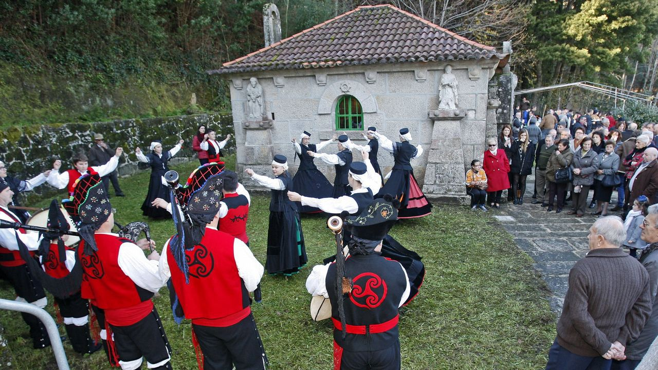 Magia a raudales en las calles de Ourense