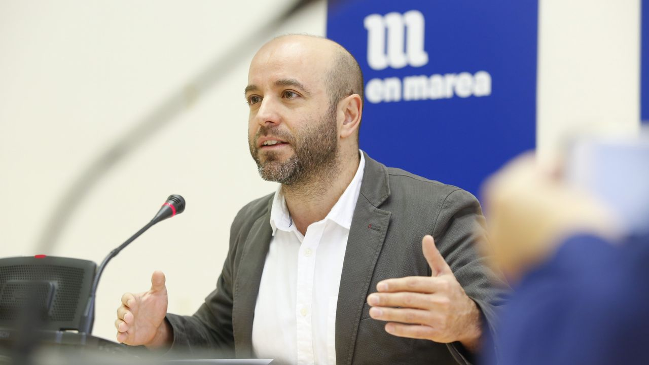 El PPdeG ataca a sus rivales.Alfredo Canteli