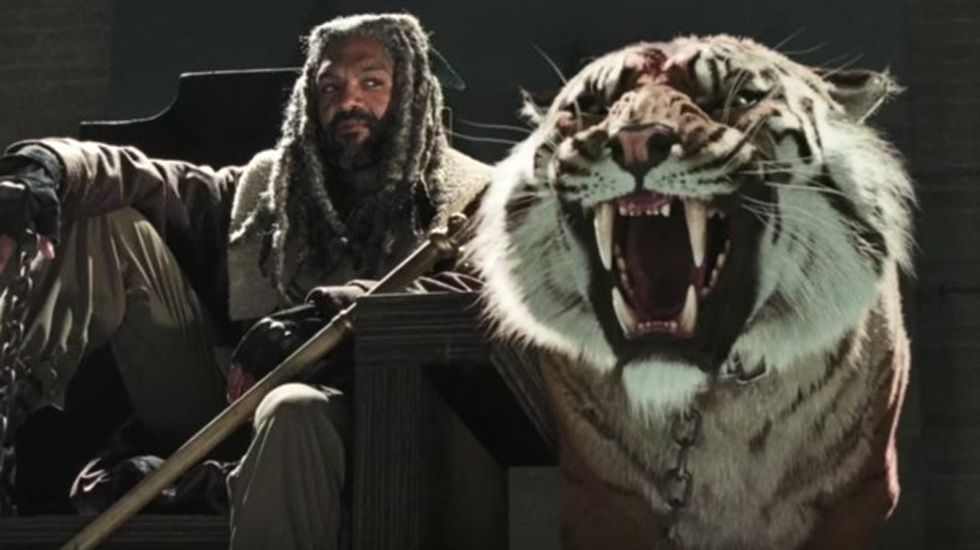 El Reino, la nueva comunidad de «The Walking Dead»