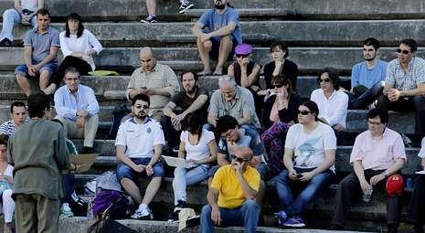 Las polémicas palabras de Javier Maroto.Podemos celebró ayer en A Coruña su asamblea, tras una cita masiva el día antes en Ferrol y otra muy tensa en Ourense.