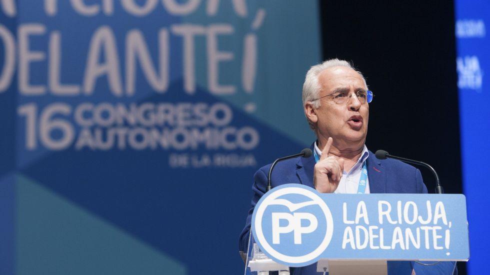 Esto es lo que han dicho los políticos sobre el 1-O.José Ignacio Ceniceros. La Rioja. El presidente del Gobierno de La Rioja se impuso 109 votos a Gamarra, alcaldesa de Logroño.
