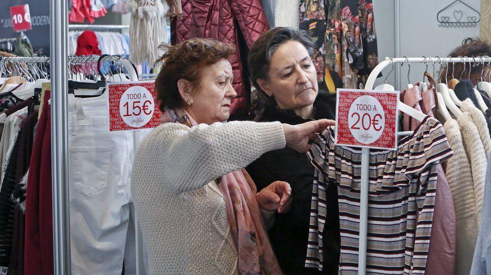 Stock Pontevedra en el Recinto Ferial
