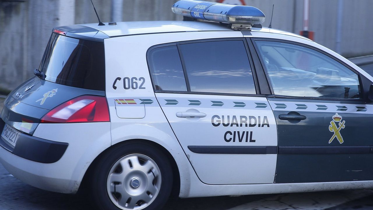 Accidente en Láncara