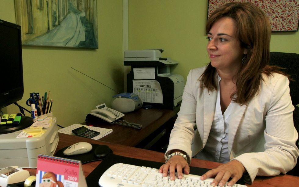 Sonia Méndez pilotó la gestión del Plan Urban.