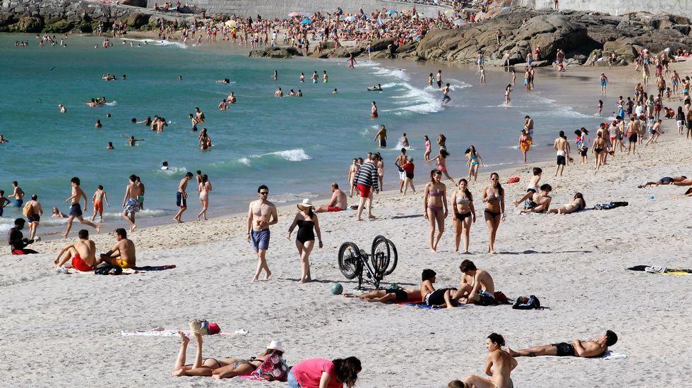 A Coruña. Orzán-Matadero