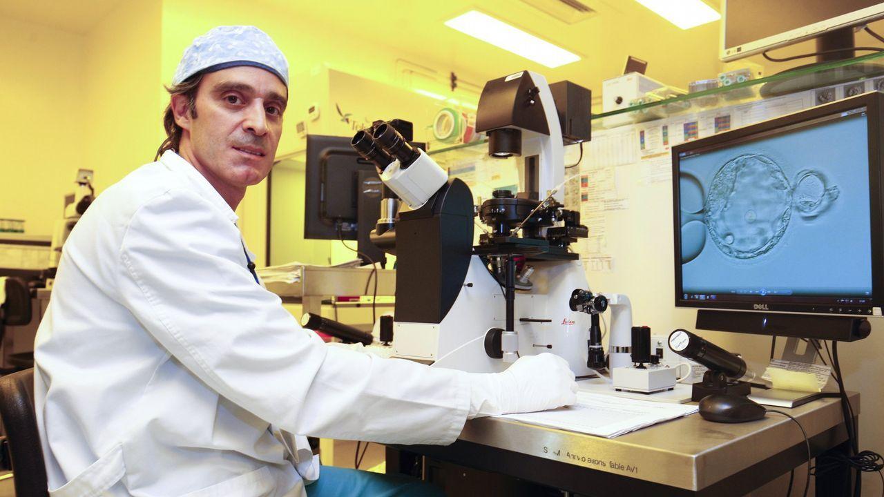 Embriones 5.0: en este laboratorio gallego se incuban los bebés del futuro
