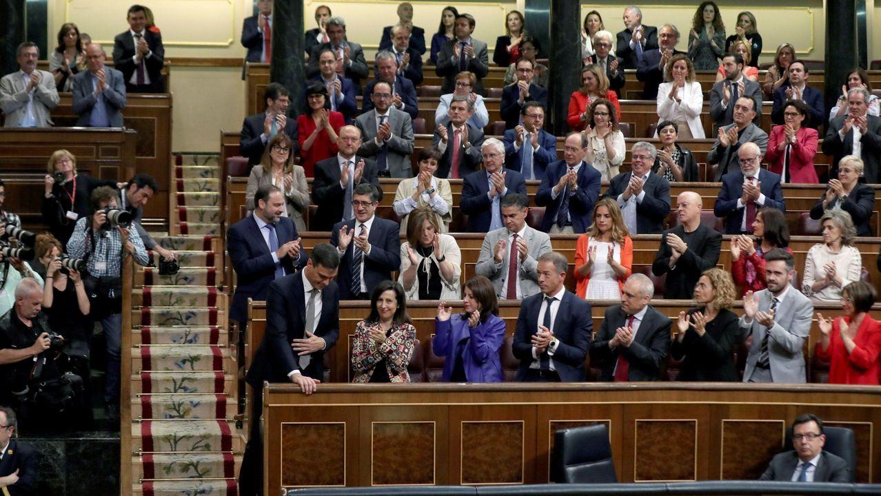 Un año marcado por la moción de censura y la irrupción de la extrema derecha.El secretario general de Derechos Humanos y Convivencia del Gobierno Vasco, Jonan Fernández