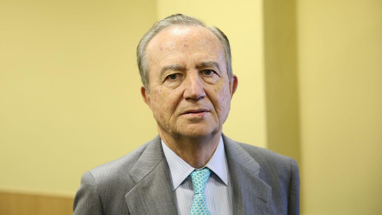 Así es uno de los aceleradores que donó Amancio Ortega a Galicia