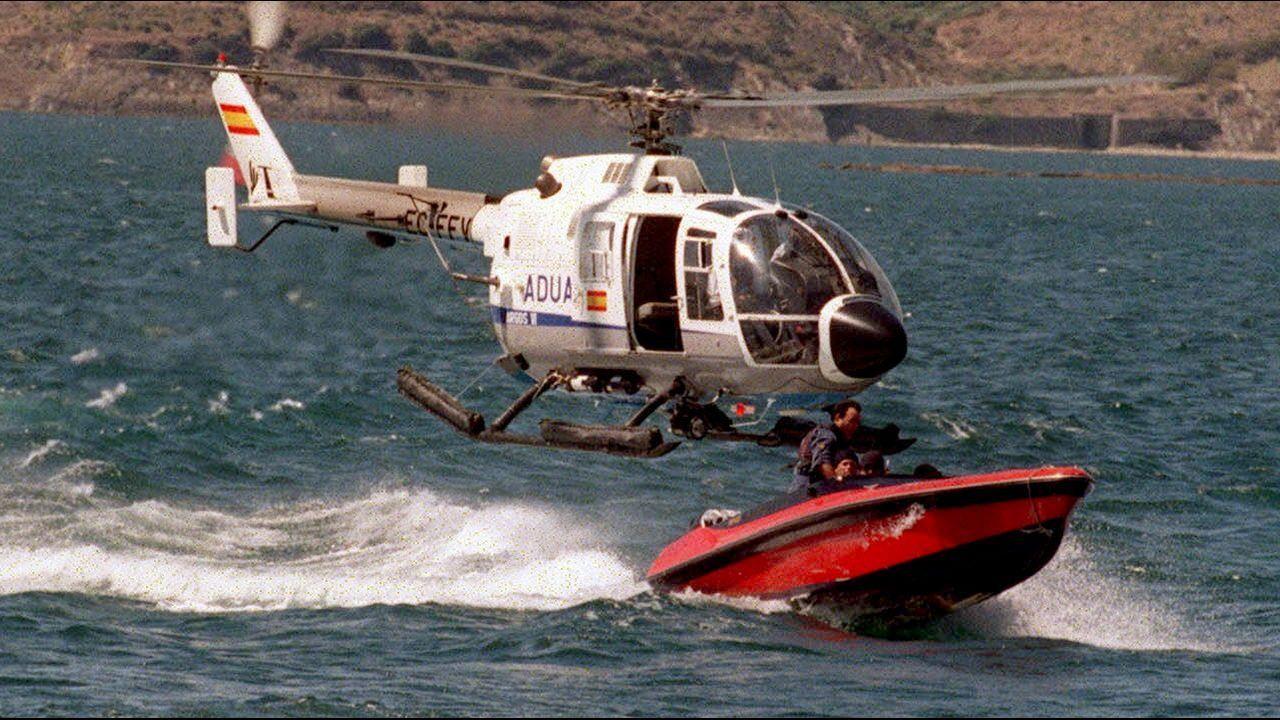 Se elevan a once los detenidos por el alijo de 8.740 kilos de cocaína en Algeciras, uno de ellos guardia civil.