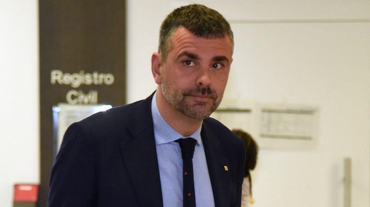 Santiago Vila. Exconsejero de Empresa. Malversación y desobediencia.
