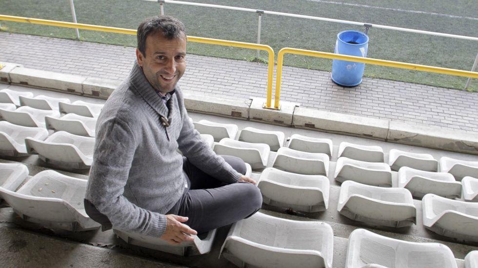 La selección de Venezuela ya está en Galicia.El entrenador cedeirés asegura que no ve grandes diferencias en entrenar a un equipo masculino o femenino.