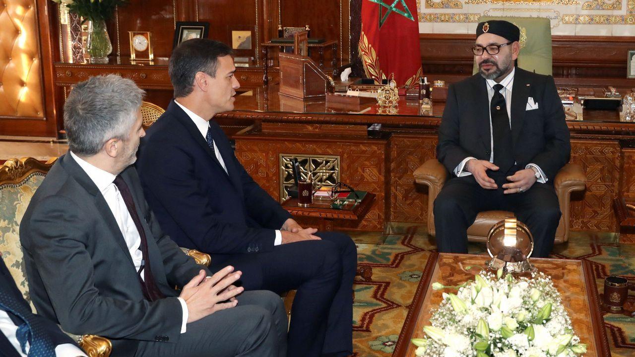 Pablo Casado y Pedro Sánchez se reprochan el bloqueo en la renovación del CGPJ.Pedro Sánchez