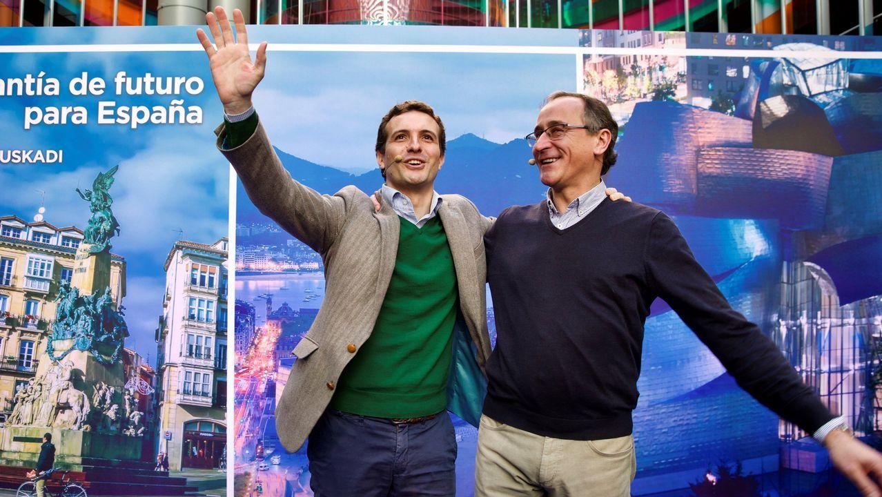 Seis de los 18 acusados por la DUI serán juzgados en Cataluña.Pachi Vázquez