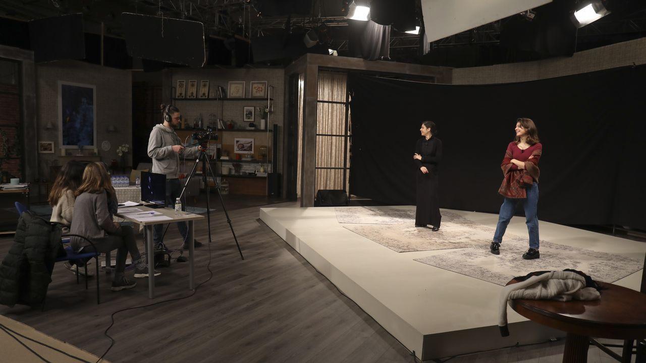 Casting parala nueva película de Isabel Coixet en Ames.Emblemática tienda de Caramelo en la calle Serrano de Madrid, en plena fase de expansión del grupo