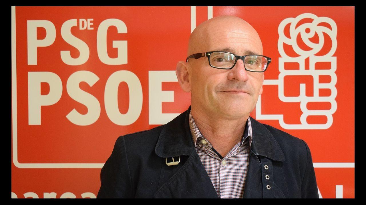 CANDIDATURA CERRADA (VIGO): Abel Caballero: alcalde y candidato a la reelección