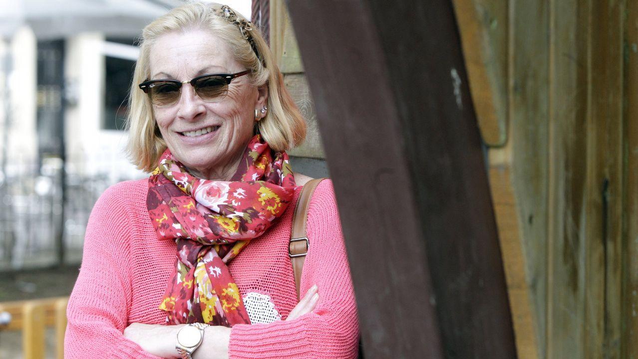 Olga Basterrechea, expresidenta de Asfedro