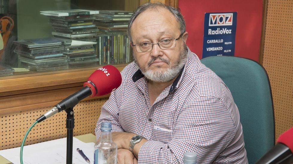 Malante rindió homenaje a Xelucho Abella Chouciño: ¡las imágenes!