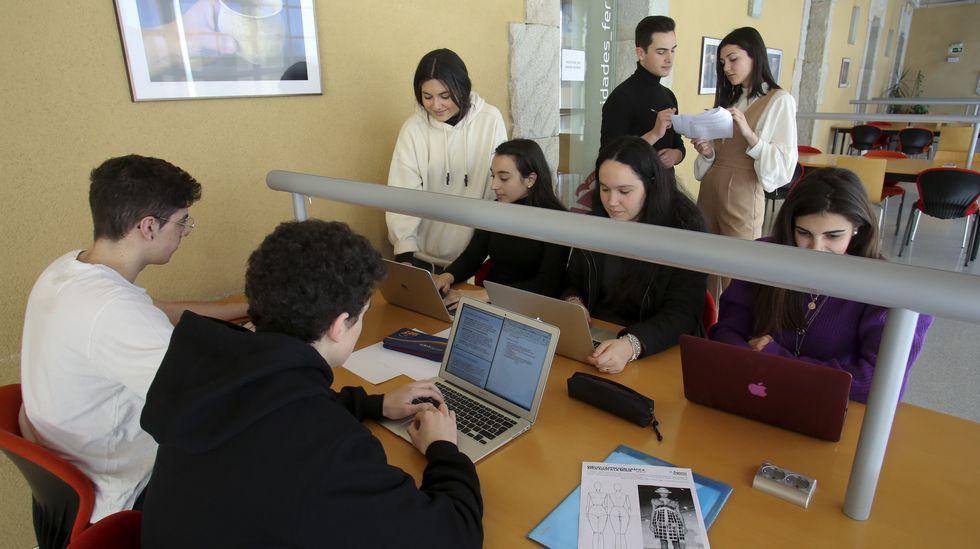 ecologico.Las nuevas técnicas de paisajes de aprendizaje despertaron el interés entre los doscientos profesores de Galicia que participaron en el encuentro celebrado en esta ocasión en Vigo