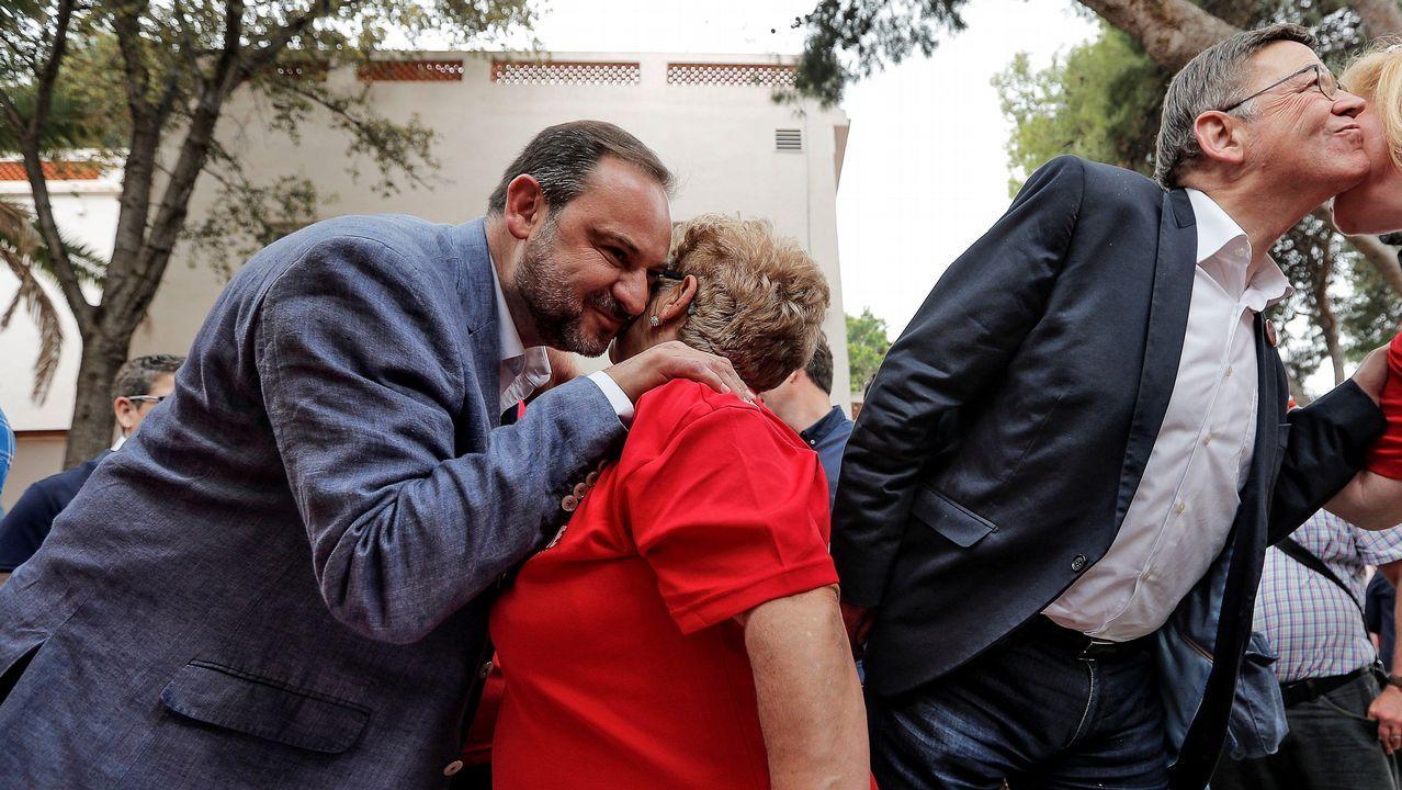 PP y PSOE suben el tono de sus acusaciones.