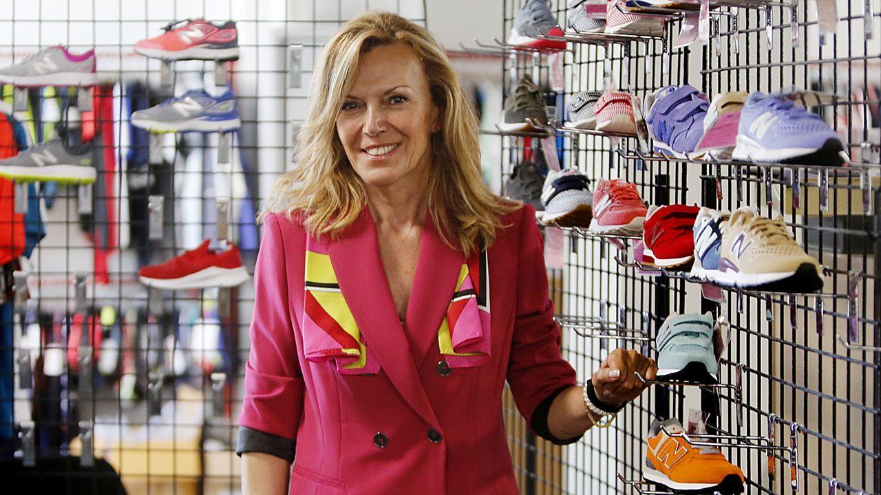 «Vender la empresa me costó muchísimo. Lo pasé muy mal, muy mal, muy mal».Torre Foster de Madrid