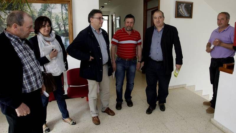La gestión del centro de salud de Cerdedo corresponde a la Xunta.