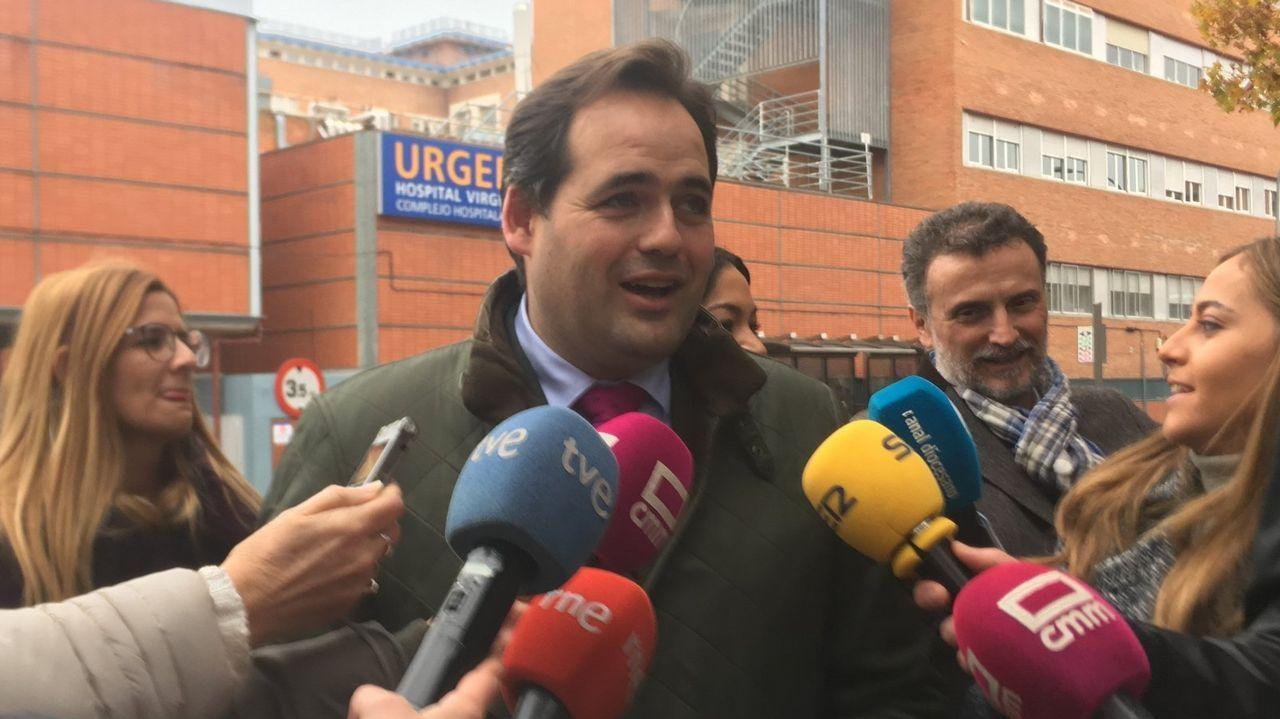 candidatos.Paco  Núñez. C. La Mancha. El sucesor de Cospedal, a la que siempre se mantuvo fiel, se impuso de forma holgada en un reciente Congreso local.