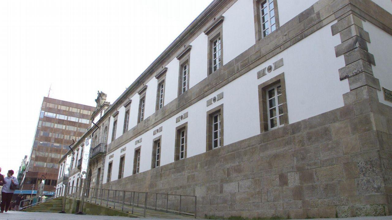 El PSOE de Vigo celebra la victoria de las generales