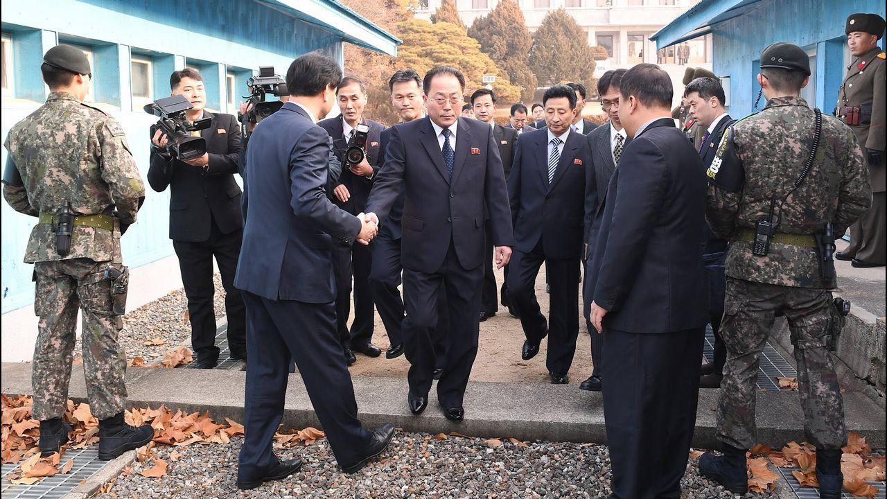 Segunda reunión entre las dos Coreas