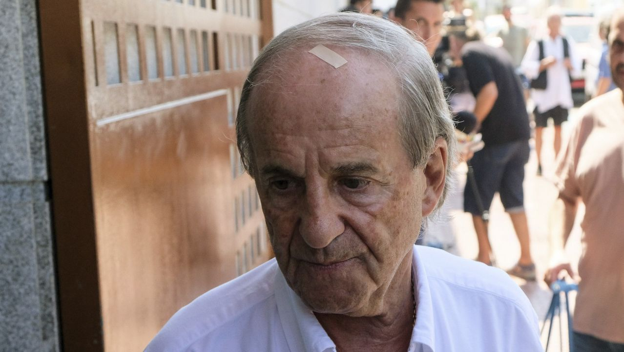 El periodista deportivo José María García