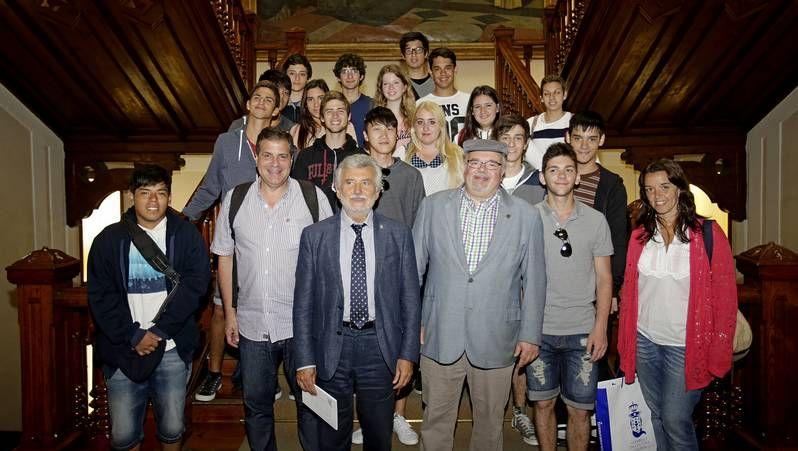 Ken Follet durante la presentación en Madrid a finales de septiembre de su nueva novela, «El umbral de la eternidad», con la que pone fin a la trilogía «The Century»