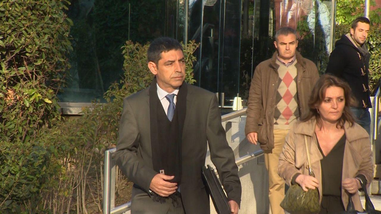 Centro penitenciario de Villabona.El excomisario Villarejo lleva más de un año interno en la cárcel extremeña de Estremera