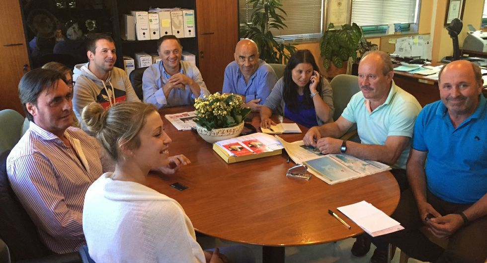 .Otero y su grupo cuestionaba la fórmula para elegir primer suplente.