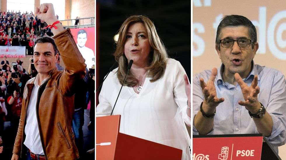 El PSOE decide este sábado la fecha de las primarias