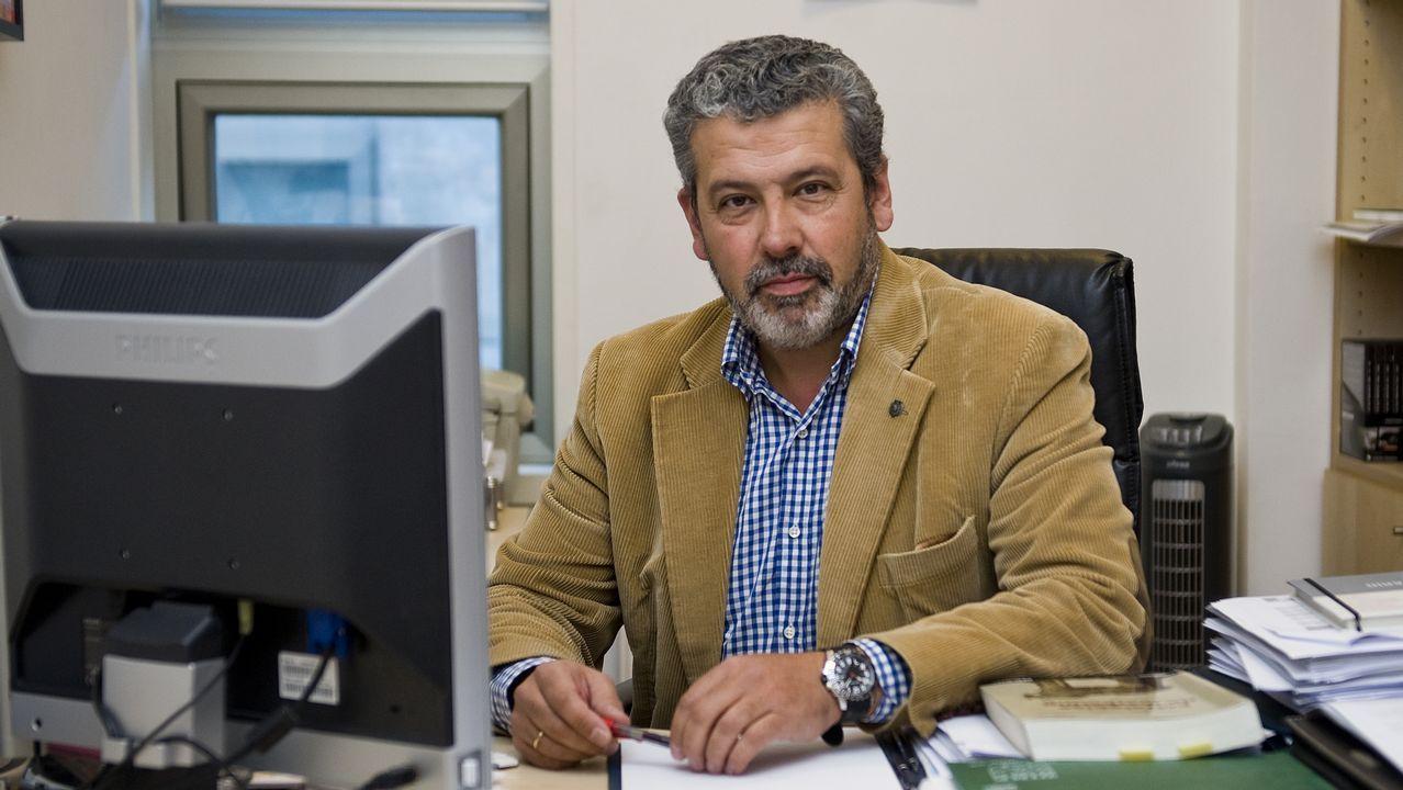 Félix Blázquez, experto en márketing. Hablará de la iluminación navideña.