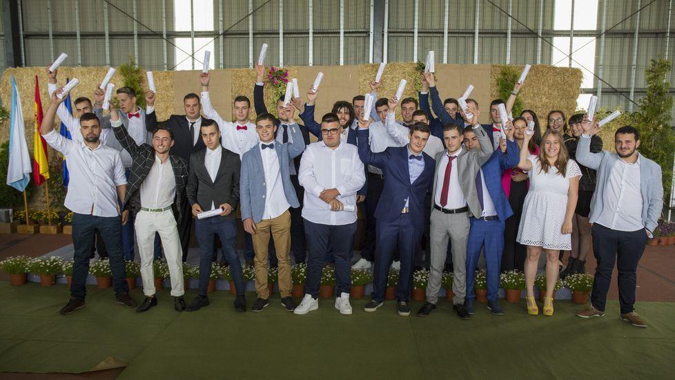 Alumnos de ciclos se graduaron en Fonteboa: ¡mira las imágenes!