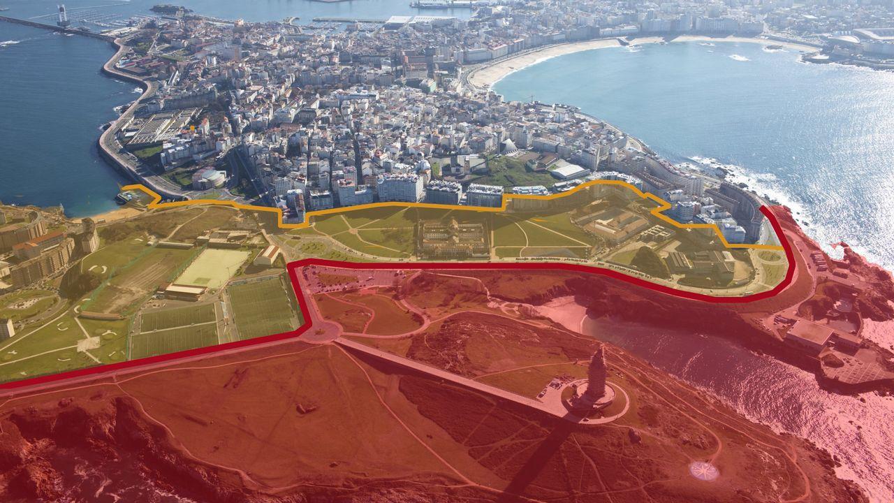 A Coruña, candidatura pendiente de Primarias