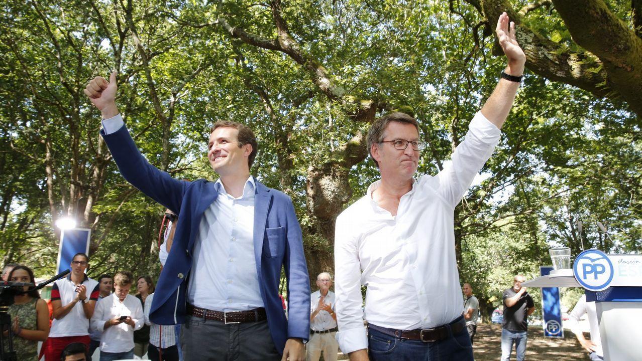Inicio del curso político del PP en Cerdedo-Cotobade