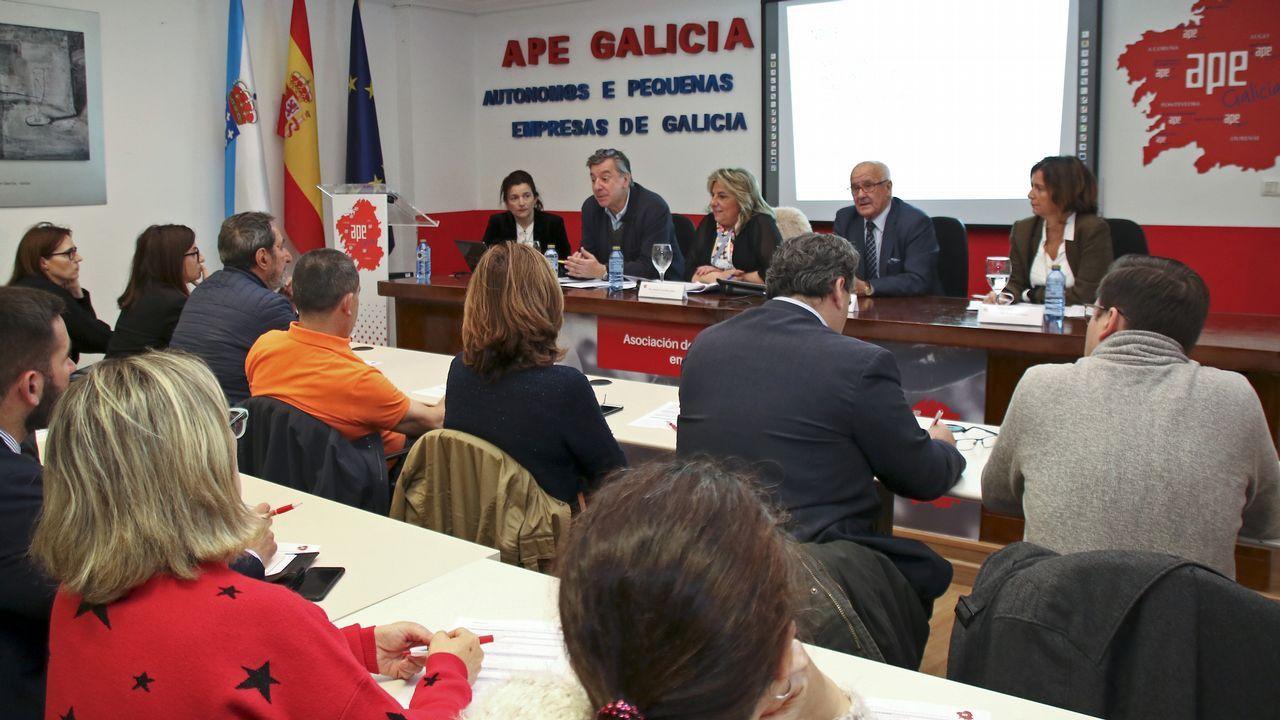 Carmen Rosa Galán es la presidenta de la asociación Avisav