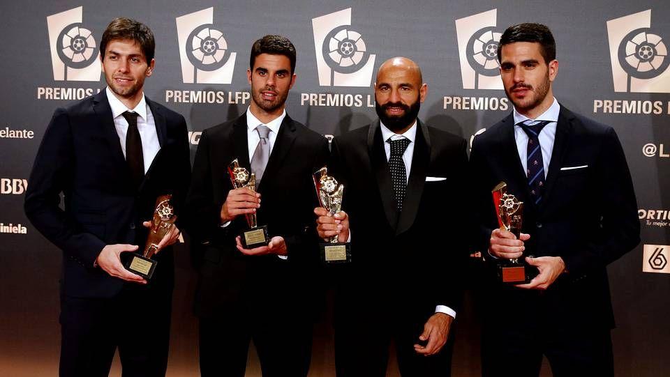 El «sarao» de los premios de la LFP
