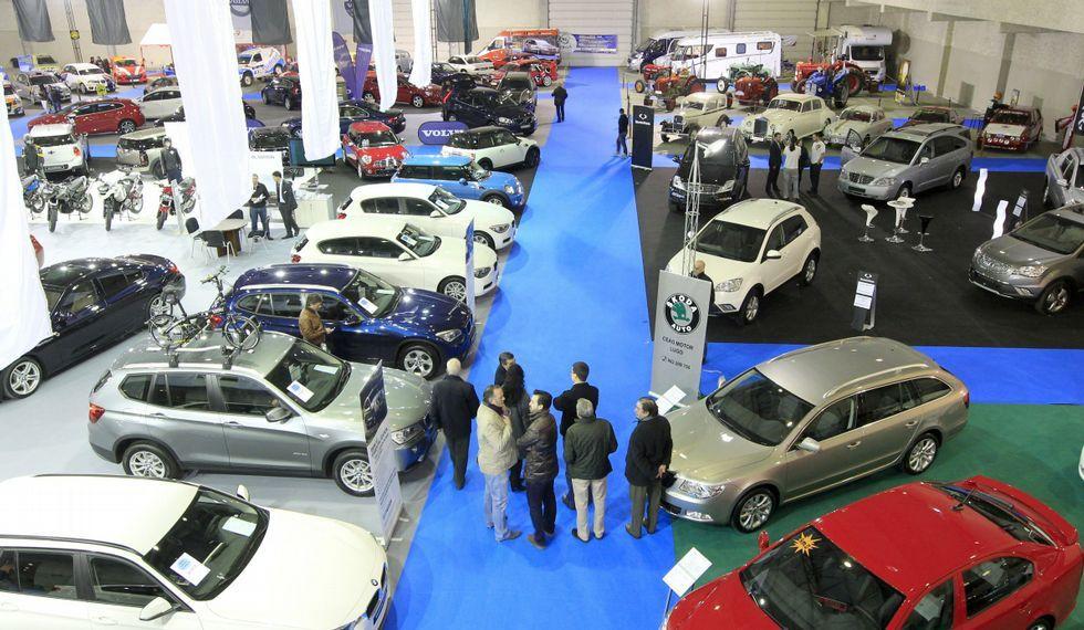 .El Salón del Automóvil de Lugo llega este año a su undécima edición