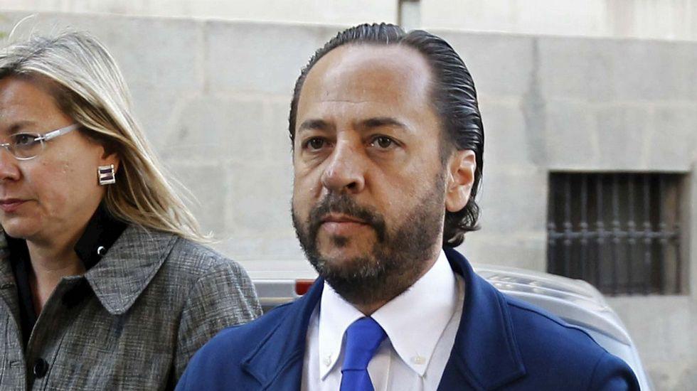 Álvaro Pérez | 5 años y dos meses | El «Bigotes» era el hombre en Valencia de Correa y responsable de Orange Market.