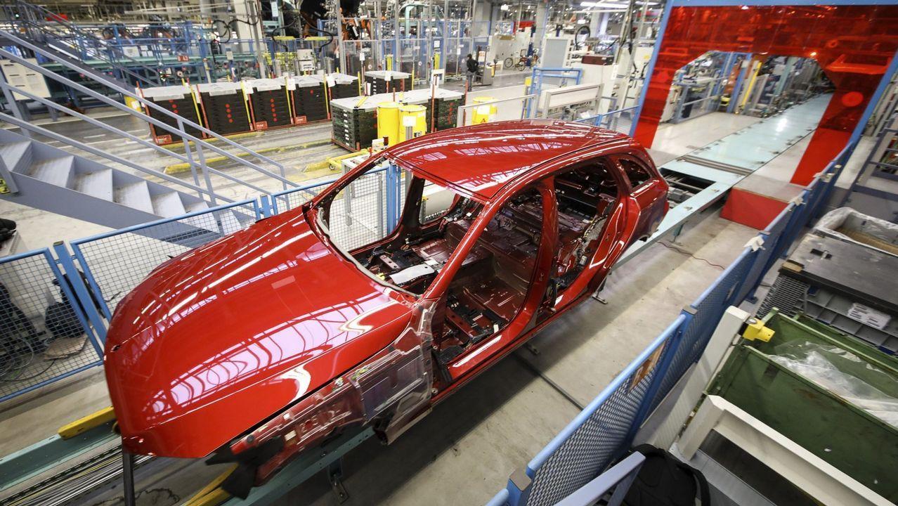 Fábrica de Mercedes-Benz en Bremen, Alemania, en una imagen de archivo