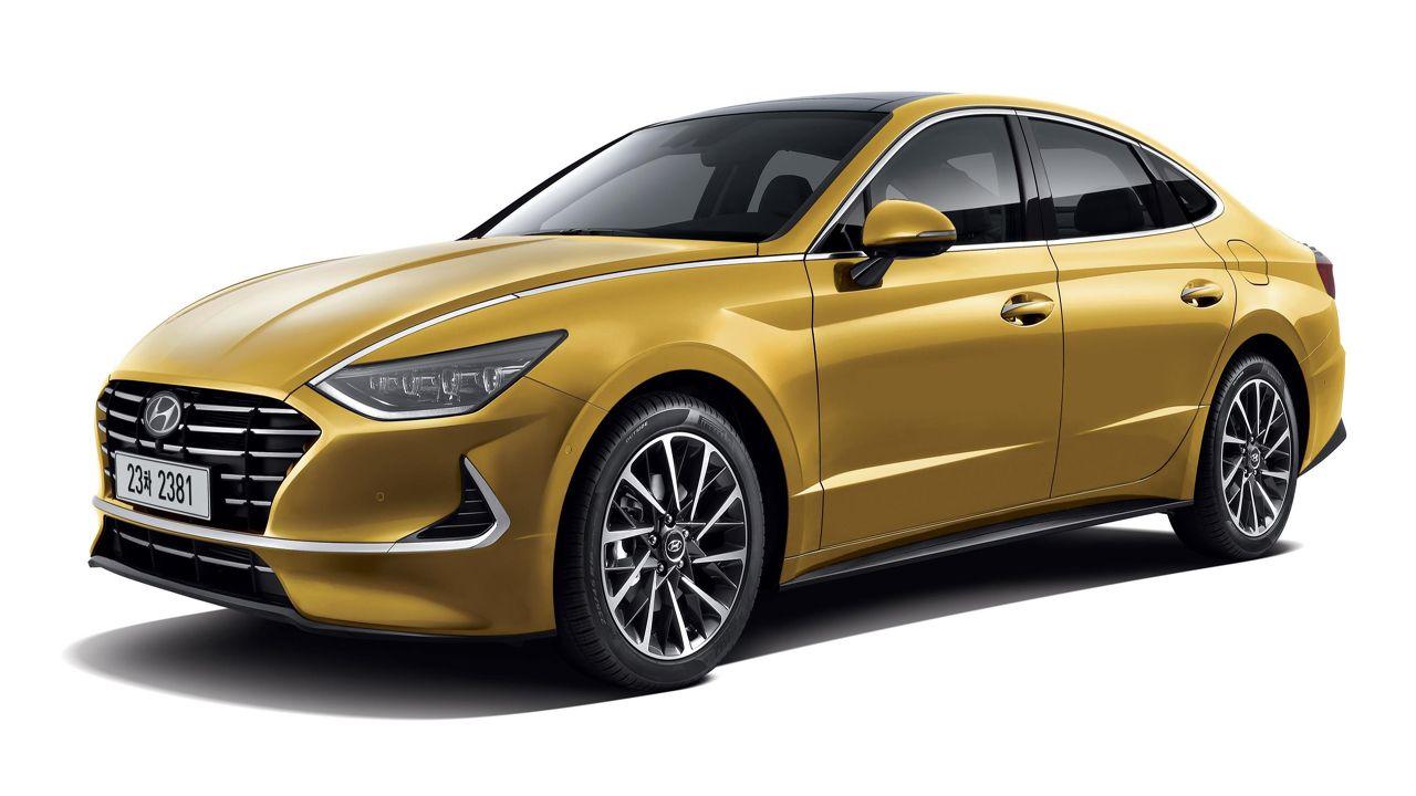 El nuevo Hyundai Sonata