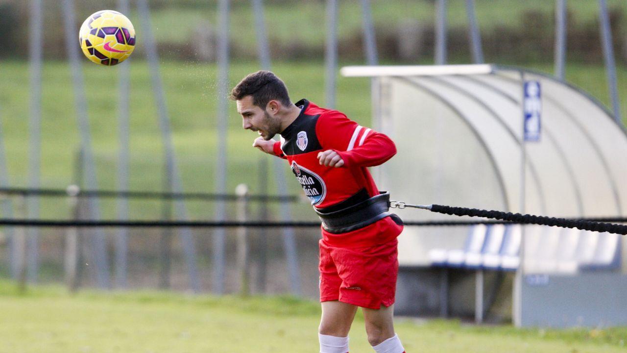 Bebeto: «Estoy muy triste por el Dépor, es el equipo de mi vida».Copa