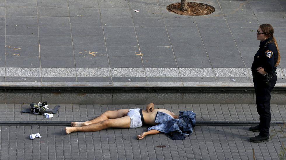 Siguen los enfrentamientos en Israel.Un supuesto agresor palestino abatido en Israel