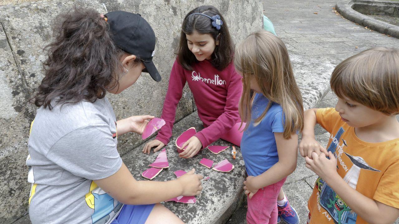 Campamento no Museo Provincial de Lugo